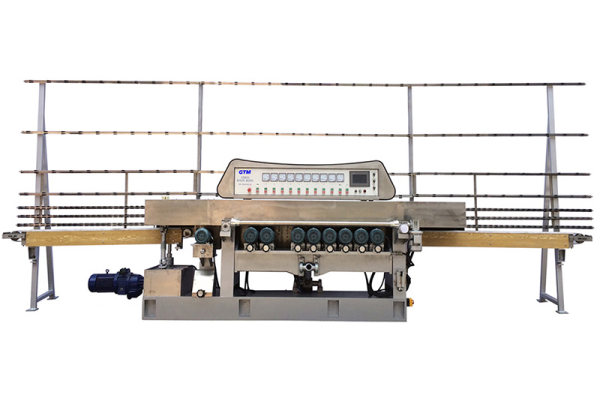 GX351 Glass straight-line beveling machine